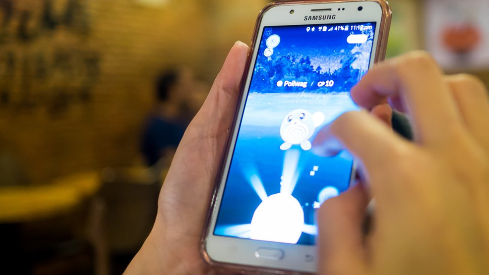 Pokemon GO ... away? Restaurants liable if distracted diners are hurt