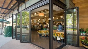 Whole Foods in Napa installs folding glass walls