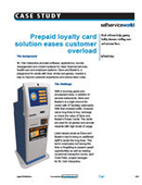 Prepaid loyalty card solution eases customer overload - St. Clair