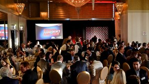 Images from the 2014 Fast Casual Top 100 Movers & Shakers gala