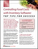 Controlling Food Costs with Inventory Software: Top Tips for Success