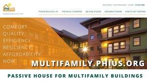 PHIUS launches multifamily resource center