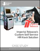 Imperial Tobacco's HR Kiosks Improve Employee Self-Service Solutions