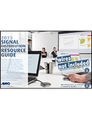 2015 Signal Distribution Resource Guide