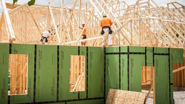 Sheathing System Cuts Home Building Time and Boosts Building Envelope Sealing