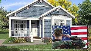 Max Flow filtration system will part of Rebuilding Together's veteran's home donation
