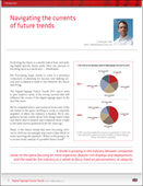 Executive Summary: Digital Signage Future Trends 2011