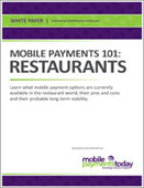 Mobile Payments 101: Restaurant