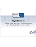 Pizza Summit 2010 Leading the Restaurant Industry