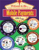 Infographic: The High Stakes World of Mobile Payments