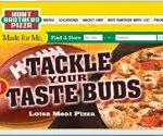 Football kicks off creative pizza promotions