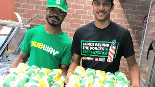 Subway's way through the storm: Solid plans making recovery easier in hurricane's wake