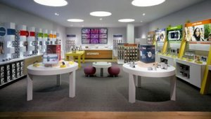 T-Mobile Playground Store by Callison