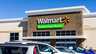 Walmart digital signage delivers broken content