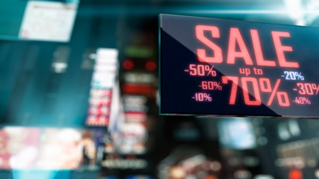 3 reasons retailers should make the switch from print to digital signage