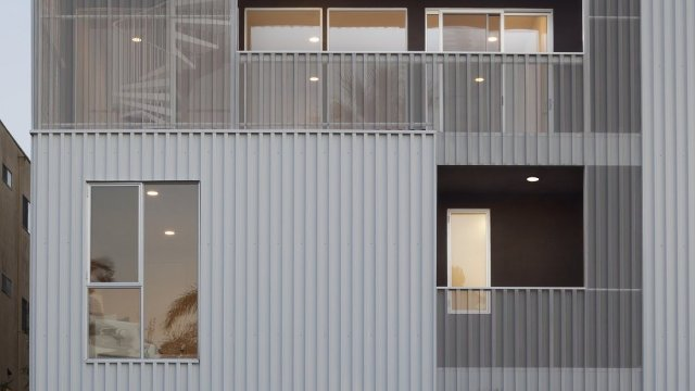 Metal Wall Panels Complete Modernist Multifamily Design