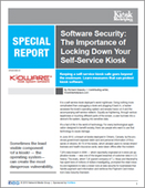 Software Security: The Importance of Locking Down Your Self-Service Kiosk