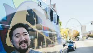 Food truck founder adds a little 'Seoul' to the taco scene
