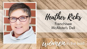 McAlister's franchisee: 'Don't climb the ladder; build your own'