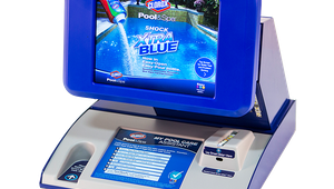 Clorox keeps your pool and spa water clean with the new Clorox® Pool&Spa™ My Pool Care Assistant™ Kiosk.
