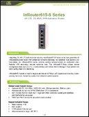 InRouter615 Cellular Gateway/Modem