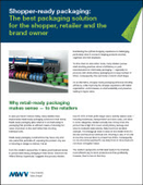 Shopper-ready packaging: The best packaging solution for the shopper, retailer and the brand owner