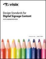 Design Standards for Digital Signage
