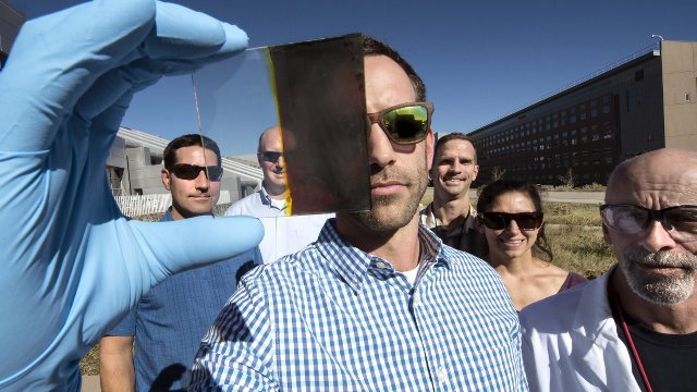 DOE Invention Could Turn Windows Into Solar Cells
