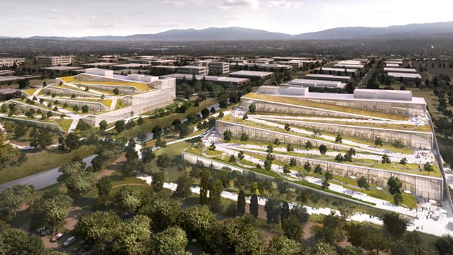 Google plans new efficient facility in California