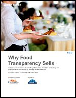 Why Food Transparency Sells