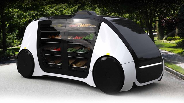 'Grocery on wheels' may be supermarket delivery game changer