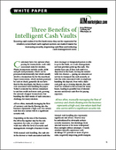 Three Benefits of Intelligent Cash Vaults