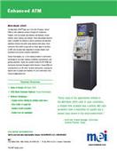 Tranax' Mini-Bank 2500 provides smart ATM services