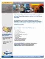 Logistics Solutions - Distribution/Fulfillment