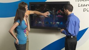 The Retail Experience Center enables visitors to experience the latest ways to interact with digital content through multitouch and natural gestures.