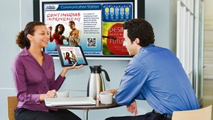Making strategic use of your employees' 'second screens'