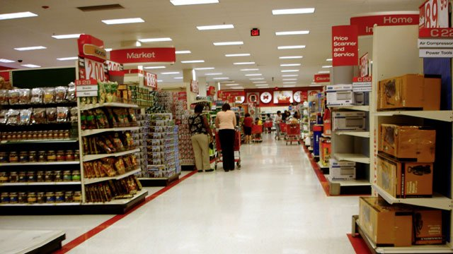 Target to add RFID tag technology