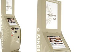 Loyalty kiosks reel in customers