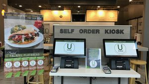 UFood Grill using kiosks to get face-to-face with customers