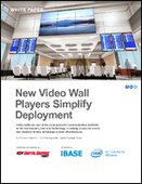 New Video Wall Players Simplify Deployment