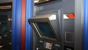 Nautilus Hyosung introduced its new 7600 drive-up ATM, which comes equipped with a tilting screen.
