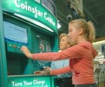 Coinstar counting on new kiosk concepts to expand footprint