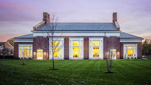 Dining hall becomes DePauw's third gold-rated building