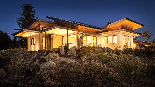 Oregon Net Zero Home Earns First Living Building Challenge Residential Certification