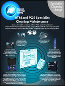 ATM and POS Specialist Cleaning Maintenance