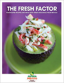 The Fresh Factor: Year-round Recipes and Ideas with Fresh Avocados from Mexico
