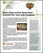 Nicks Pizza & Pub Case Study