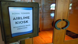 How kiosks are transforming the airport travel experience