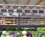 Shelf-edge digital price tags invade the South of France