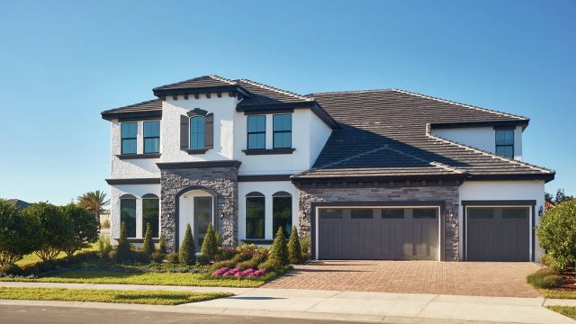 Show Home Designed for Multigenerational Living